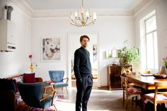 Freunde von Freunden — Petar Petrov — Fashion Designer, Apartment & Studio, Mariahilf, Vienna — http://www.freundevonfreunden.com/de/interviews/petar-petrov/