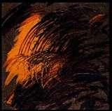 Emoción 6 by Fasanella (©1991 artmajeur.com/fasanella) Obra de 150 x 150cm en técnica mixta - acrílico y pan de bronce sobre lienzo - action painting del Ciclo Alquímico - 1981