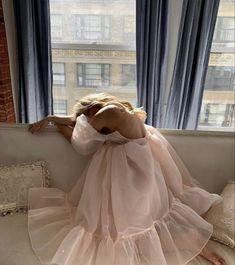Ball Dresses, Ball Gowns, Prom Dresses, Mini Dresses, Pretty Dresses, Beautiful Dresses, Fairytale Dress, Princess Aesthetic, Long Sleeve Midi Dress