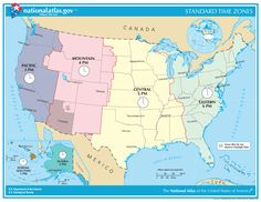 United States Time Zones Map Quiz - Play online for free. No registration necessary.
