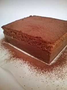 Brownie Recipes, Chocolate Recipes, Cake Recipes, My Dessert, Dessert Bread, Easy Desserts, Delicious Desserts, Yummy Food, Cupcakes