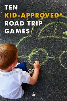 These 10 kid friendly road trip games will soothe their boredom and your want for a peaceful drive.