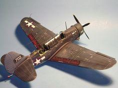 1/48 Pro Modeler SB2C-4 Helldiver