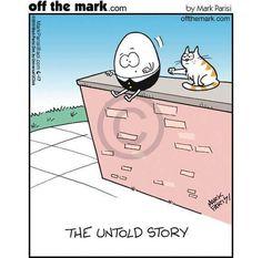 Humpty Dumpty the Untold Story...
