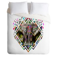Kris Tate Tembo Duvet Cover   DENY Designs Home Accessories