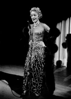 Marlene Dietrich's outfit choices were cheeky for the time