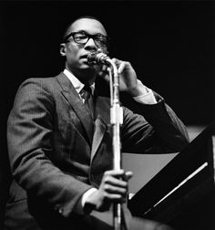 Ramsey Lewis at the Birdhouse in 1961 by Laird Scott
