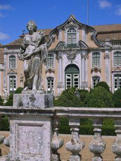 Queluz Palace - Lisbon, Portugal