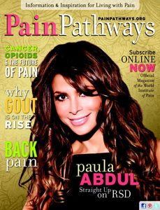 July 2013 issue of Pain Pathways magazine