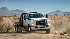 016 Ford F650 – America has the biggest office Ford motor company automobile lineup worldwide, and the brand-new 2016 Ford F-650 is now the part of that lineup.