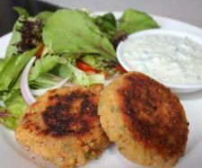 and rice patties by mishymorgs. A Thermomix ® recipe in the category Main dishes fish , and rice patties with homemade, Salmon Recipes, Fish Recipes, Baby Food Recipes, Cooking Recipes, Healthy Recipes, Recipies, Rice Patties Recipe, Fermented Bread, Fish Breading