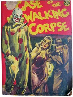 The Case of the Walking Corpse by Armstrong Livingston (1945)