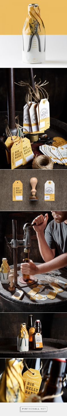 Big Belly Band beer by Daniele Simonelli, Alessandro Campisi