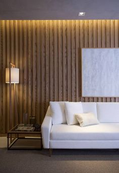 CASACOR SP: Arte, conforto e convivência no Lounge dos Amigos | CASACOR