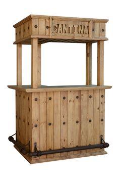Cantina Bar 695 Rustic Furniture Western Furniture