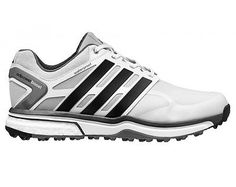 dff5ede73 adidas Men s Adipower Boost Golf Shoes Clear Grey Black 9.5 Golf Shoes