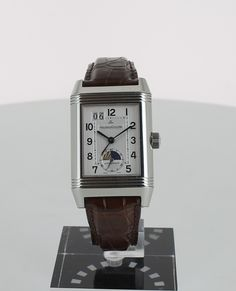 "Jaeger Lecoultre ""Reverso"" grand modèle #jaegerlecoultrereverso #swisswatches #auctioneerlacparis.com"