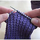 A simple knitted sock pattern for beginners A simple knitted sock pattern for beginners - Canadian Living Strick it. A simple knitted sock pattern for beginners - knitting socks , Knitted Socks Free Pattern, Crochet Socks, Knitting Patterns Free, Knit Patterns, Knit Crochet, Sewing Patterns, Knitting Tutorials, How To Knit Socks, Crochet Granny