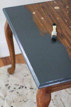 Chalk Paint Furniture, Furniture Projects, Furniture Making, Home Furniture, Furniture Design, Furniture Stores, Chalk Paint Diy, Chalk Paint Table, Chalk Paint Kitchen