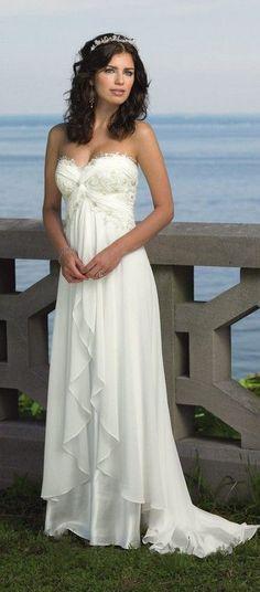 Bridal Gowns  Beach Weddings, Vow Renewal, Destinations