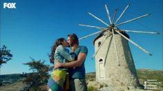 Rüzgarın Kalbi 6. Bölüm. Rüzgar ve Zeynep sonunda öpüşüyor. - Dizi yorum, Fragman tahmin
