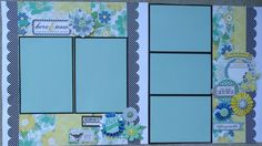 Do you ever come across a collection of papers that you are crazy about? This happened to me with For the Record 2 from Ec. Scrapbook Layout Sketches, Scrapbook Designs, Scrapbooking Layouts, Scrapbook Cards, Scrapbook Templates, Baby Boy Scrapbook, Wedding Scrapbook, Scrapbook Generation, 6 Photos