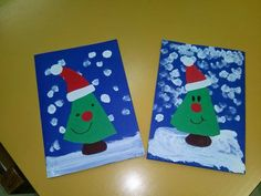 Check out the webpage to see more on DIY Christmas Projects Childrens Christmas Crafts, Christmas Artwork, Christmas Crafts For Toddlers, Preschool Christmas, Holiday Crafts, Christmas Projects, Christmas Placemats, Homemade Christmas Cards, Theme Noel