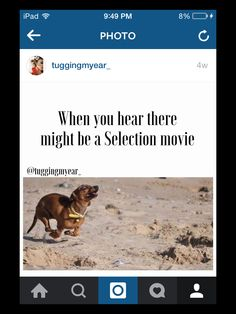 #the selection