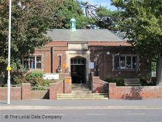 Cosham Library - Library in Portsmouth Portsmouth, Hampshire Uk, Libraries, Childhood Memories, Cities, England, Mansions, Architecture, House Styles