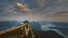 Hallstatt, Mountains, Nature, Travel, Birds Eye View, Naturaleza, Viajes, Destinations, Traveling