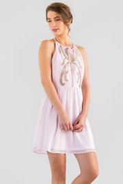 Mayflower Embroidered Dress