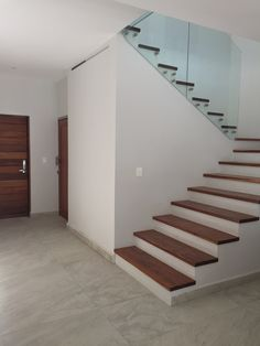 THIS ONE INCLUDING THE TREADS PAINTING THE RISERS