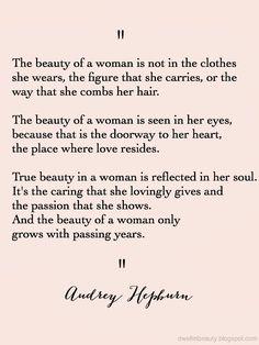 True #Beauty |