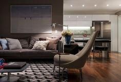 Apartamento em SP - projeto arquiteto Nildo José