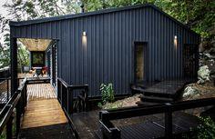 Galería - Casa en el Lago Todos Los Santos / Apio Arquitectos - 15