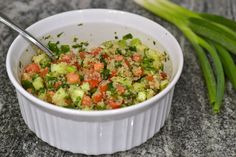 Quinoa Tabbouleh #SundaySupper #ChooseDreams - Supper for a Steal