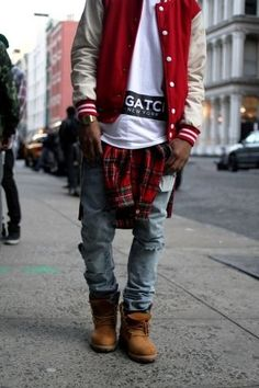 Streetwear streetstyle