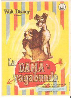 LA DAMA Y EL VAGABUNDO