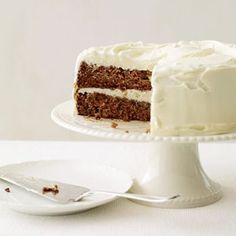 Carrot Cake' From 'Portland, Oregon Chef's Table Recipes — Dishmaps