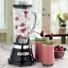 Visit Great Blender Recipes and try our delicious blender recipes today for smoothies and more! Ninja Blender Smoothies, Healthy Blender Recipes, Vitamix Recipes, Healthy Recipes For Weight Loss, Healthy Food, Smoothie Drinks, Fruit Smoothies, Healthy Smoothies, Smoothie Recipes