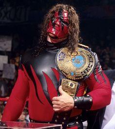 WWE Champion - Kane