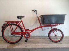 Kronan Cargo bakfiets cargobike