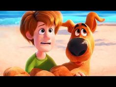 SCOOB Trailer (2020) - YouTube
