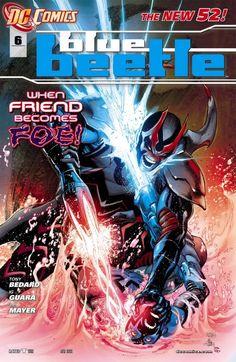 Blue Beetle #6 #BlueBeetle #New52 #DC