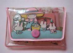 Victoria Fancy Gakken Tiny Candy Sanrio mini case pencils set Pastel Kawaii