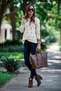 Convenient Fall #Fashion Ideas for Working Women