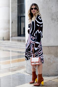 Thassia Naves | #PFW @lucearow