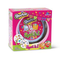 Spot It! Shopkins Game by Blue Orange Games, Multicolor