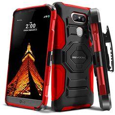 Evocel® LG G5 [New Generation] Rugged Holster Dual Layer ... https://www.amazon.com/dp/B01D0IXHVW/ref=cm_sw_r_pi_dp_OtdBxb69T0Z42