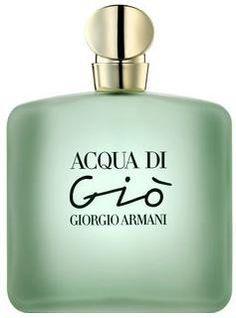 Acqua  di  Gio  by  Giorgio  Armani  Perfume  for  Women  - One of my favorite fragrances.